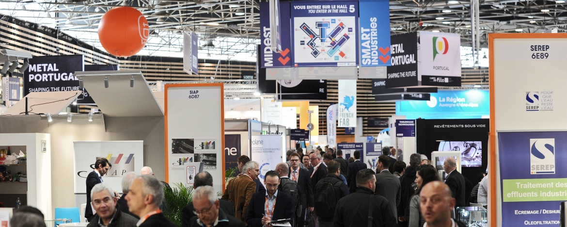 Save the Date : rendez-vous au Salon Global Industrie du 31 mars au 3 avril 2020